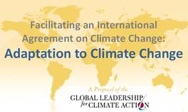 GLCA - Climate Adaptation Report 2009