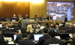 MEPC 60 closing plenary, March 2010